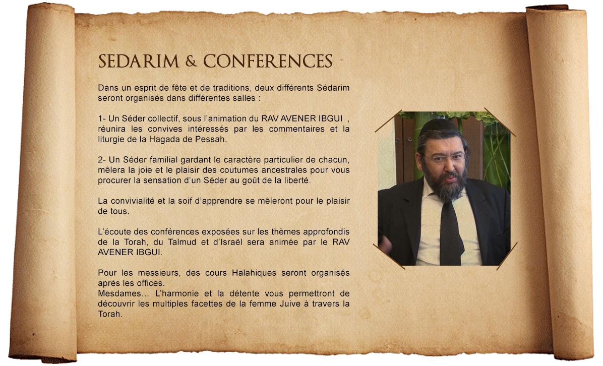 Conference-sedarim-pessah-2017-2018